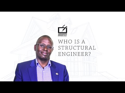 Who Is A Structural Engineer? - The Architect With Edward Mugo (@TheArchitectKE)