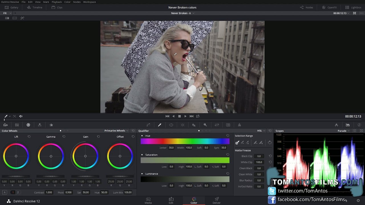 Sick of Premiere Pro? Try Editing in DaVinci Resolve