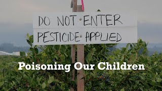 Poisoning Our Children - How Glyphosate And Other Pesticides In Our Food And Environment Damage