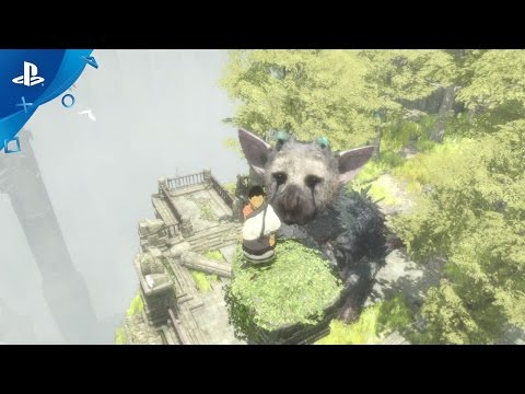 The Last Guardian – Accolades Trailer | PS4