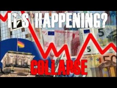 Deutsche Bank Collapse Stock Market Collapse Imminent Economic Collapse