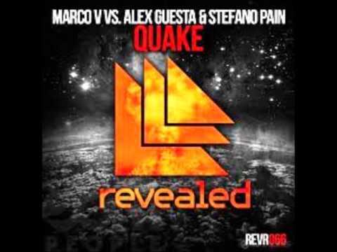 Marco V vs. Alex Guesta & Stefano Pain - Quake w/ ICBTO (Acapella) (CR BOOTLEG)