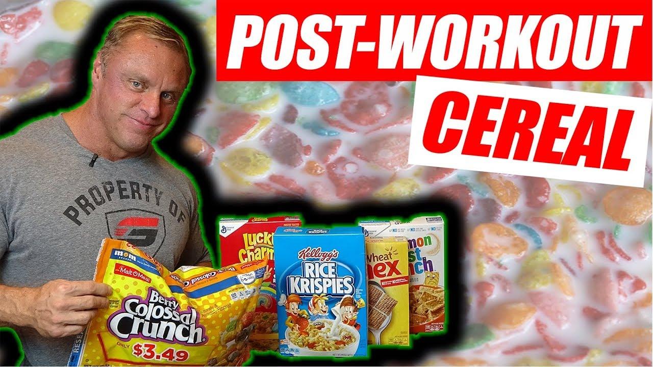 top best cereals to eat