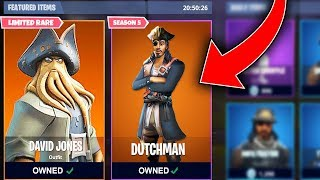 Top 10 Season 5 Fortnite Skins THAT MAY BE COMING SOON!