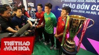 Cúp Vàng AFF Suzuki Cup 2018 tới Việt Nam