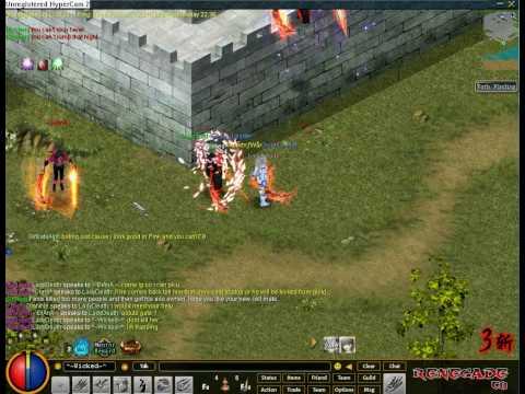 Conquer Online Noob Gw Wall Jump