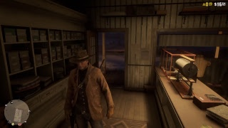 (Red Dead Online) Doing random stuff also Hunting hope you guys enjoy plus im on my other account