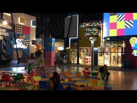 Full Tour of IMG Worlds of Adventure in Dubai, UAE – August 2018