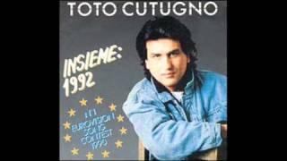 TOTO CUTUGNO INSIEME Together Italian English Lyrics