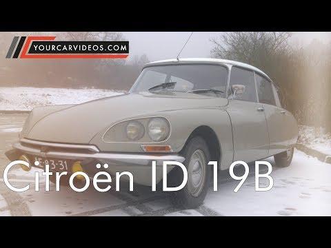 Review: Citroën ID 19B uit 1968.