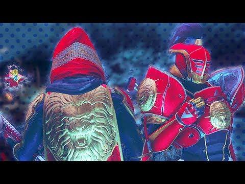 CHEESIN' The Faction Rally | Destiny 2