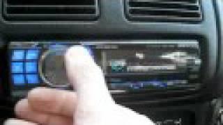 Overview: Alpine CDA-9886 Stereo