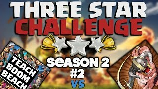 Clash of Clans 3 Star Challenge! Head 2 Head Battle! Can we be Tamed??