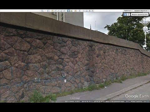 Полигональная Кладка город Выборг   Polygonal Wall   Мегалиты   Технологии прошлого   Magalithic