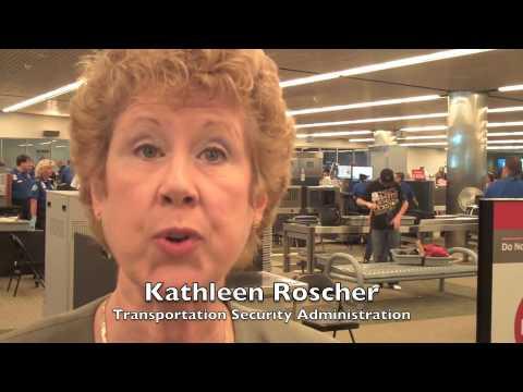 Full Body Scanners at San Jose Airport
