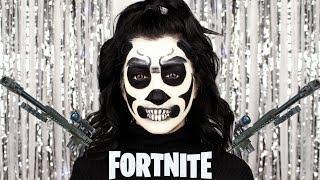 Fortnite Makeup • Venetia Kamara