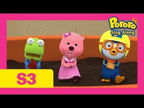 #11 Tap Tap Drip Drip  Nursery Rhymes  Kids Pop  Pororo Singalong show S3
