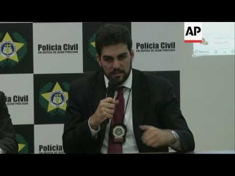Rio police need IOC President's testimony