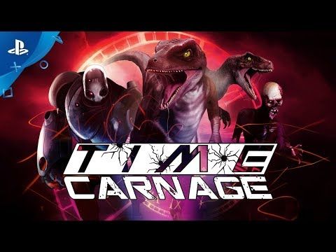 Time Carnage - Reveal Trailer | PS VR
