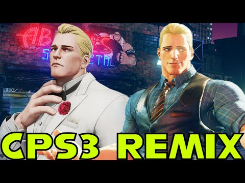 Street Fighter V: Champion Edition - Theme of Cody (CPS-3 Remix) |