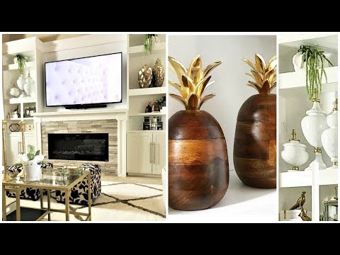 NEW! HOME IMPROVEMENT  DIYFamily Room Fireplace Built-In & Tour