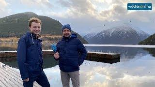 Weltumsegler in Norwegen (17.01.2020)