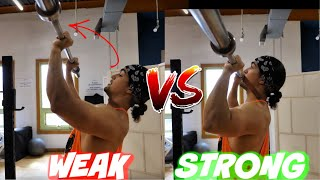 Why Your Overhead Press Is WEAK