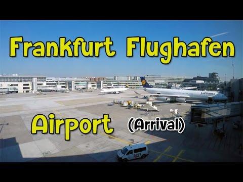 [เที่ยวยุโรป] Frankfurt Flughafen Airport Arrival : Germany-Austria Travel Vlog Ep11