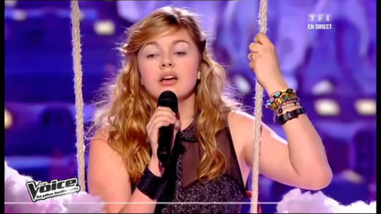 Louane The Voice