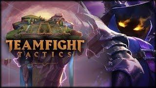 Synergii od zatrzęsienia - Teamfight Tactics