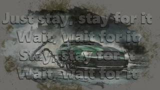 "RL Grime "" Stay For It""  ft  Miguel(oficial lyrics video)"