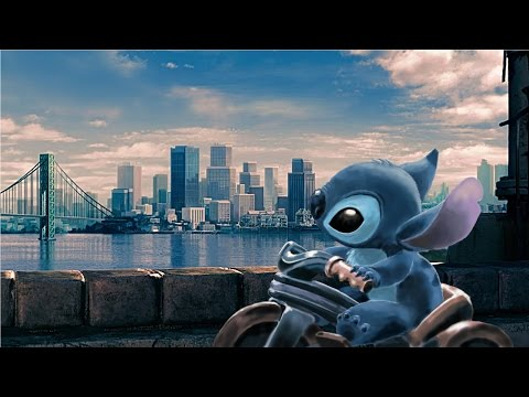 Stitch! Season 3 Cartoons Full Episodes English - Compilation 2015