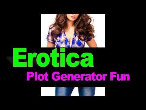 Erotica Plot Generator Fun