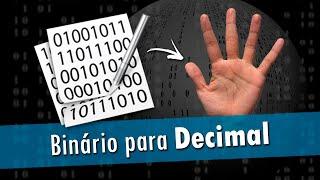 Como converter binário em decimal? - Canal Redes e Hardware thumbnail