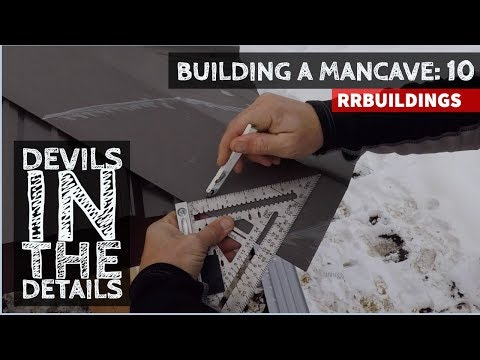 Building a Man Cave 10: The Devil's in the Details