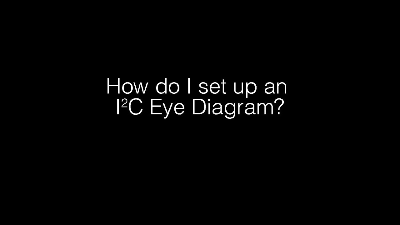 Teledyne lecroy how do i set up an i2c eye diagram youtube teledyne lecroy how do i set up an i2c eye diagram ccuart Gallery