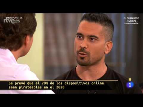 Nicolás Castellano de Andubay Entrevista HoraPunta TVE