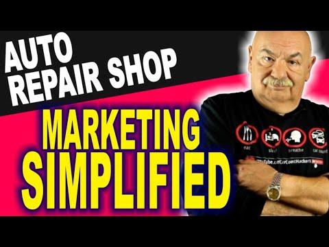 Auto Repair Shop Marketing SIMPLIFIED