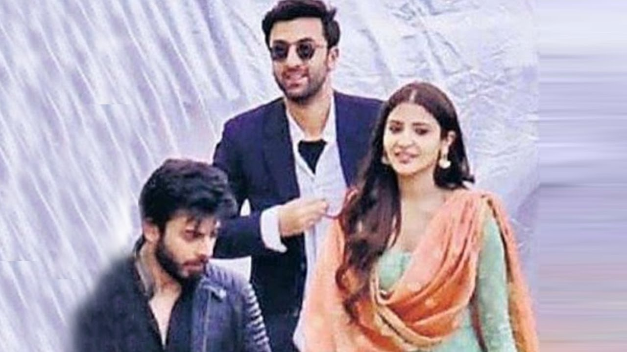 Revealed Pics From The Sets Of Ae Dil Hai Mushkil