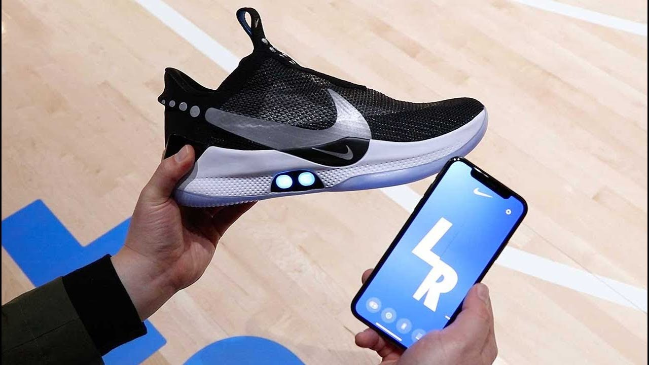 243945a85512 Here s What You Need To Know About The Nike Adapt BB - YouTube