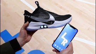 Nike Adapte BB Hakkında Bilmeniz Gerekenler burada