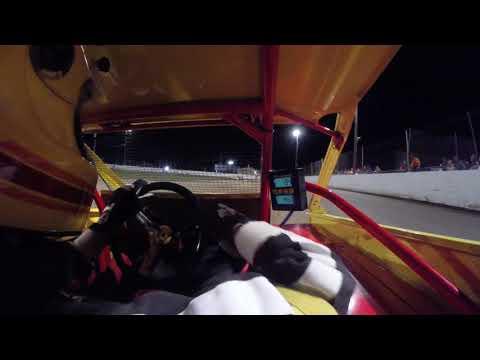 Huge Wreck at Snydersville Raceway 4/13/18