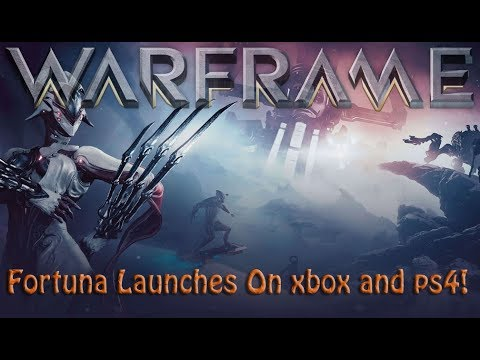 Warframe - Fortuna Launches On xbox and ps4! thumbnail