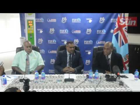 Press Announcement for free health check ups at the Fiji International with SmartLab Fiji