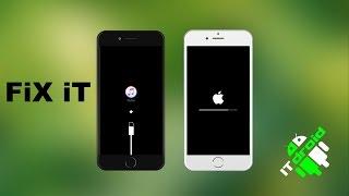 видео ЧТО ДЕЛАТЬ ЕСЛИ iPhone, iPad, iPod ЗАВИС НА ЯБЛОКЕ!? || Вечное яблоко