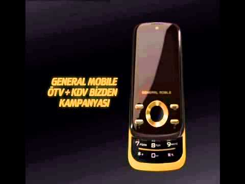 General Mobile Dst 350 TVC