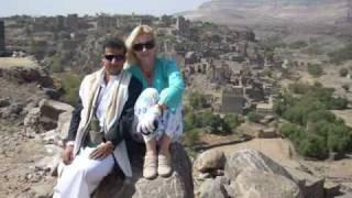 Christina in Yemen