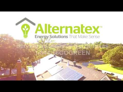 Alternatex Solutions - Texas Energy Efficiency Company