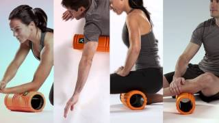 FITNESS FOAM ROLLER / YOGA PILATES FOAM ROLLER (High Quality Import)