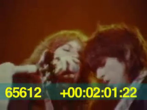 The Rolling Stones  - Rare 1975 Footage